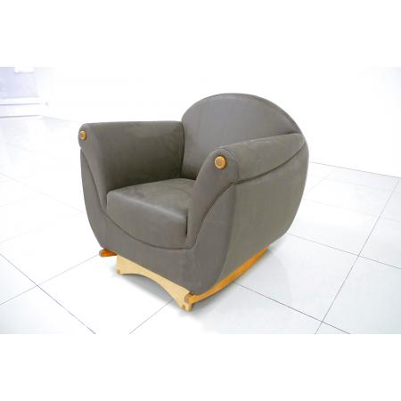 "Крісло, гойдалка, стіл 3 в 1  ""Smart Relax +"" (замша)"